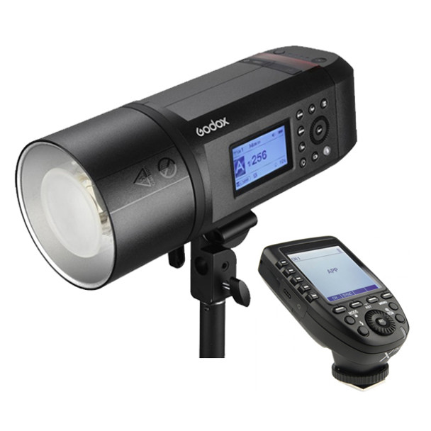 Godox AD600 PRO Portable Flash (Bowens) Wireless Trigger Kit - Nikon