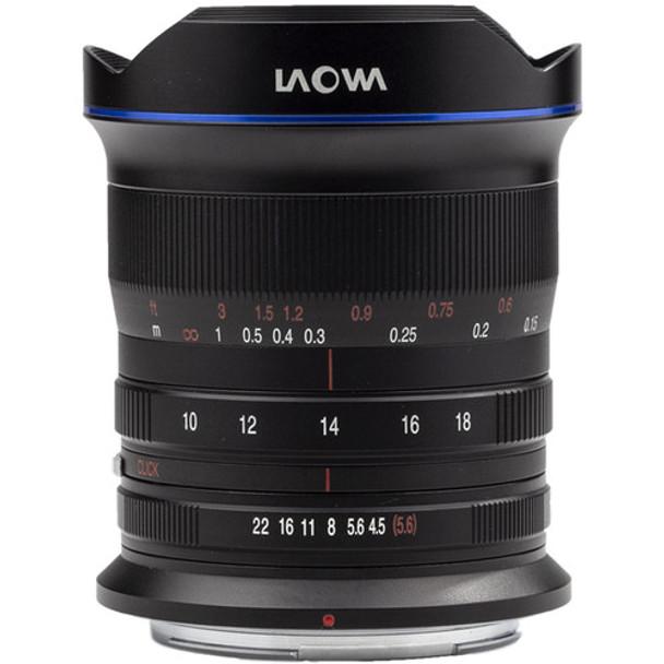 Laowa 10-18mm f/4.5-5.6 for Nikon Z