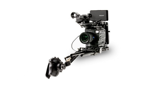 Tilta Camera Cage for Sony FS5 with V-mount Plate