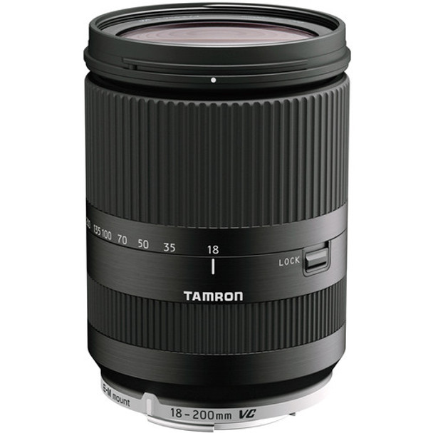 Tamron 18-200MM F3.5-6.3 DI III VC CANON BLACK