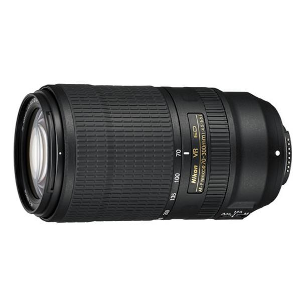 Nikon AF-P FX 70-300MM F4.5-5.6E ED VR