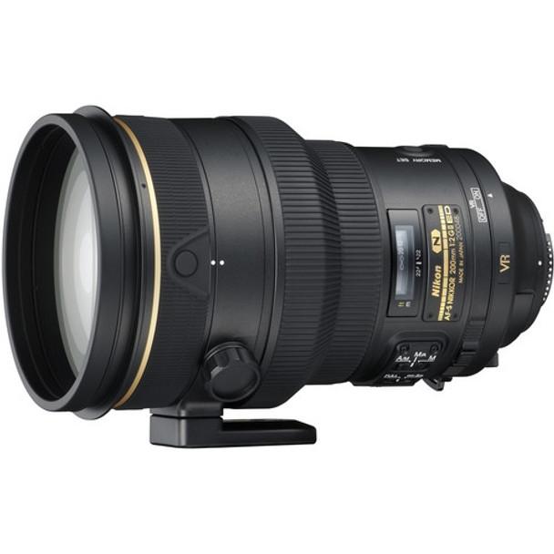 Nikon AF-S 200MM F2G VRII