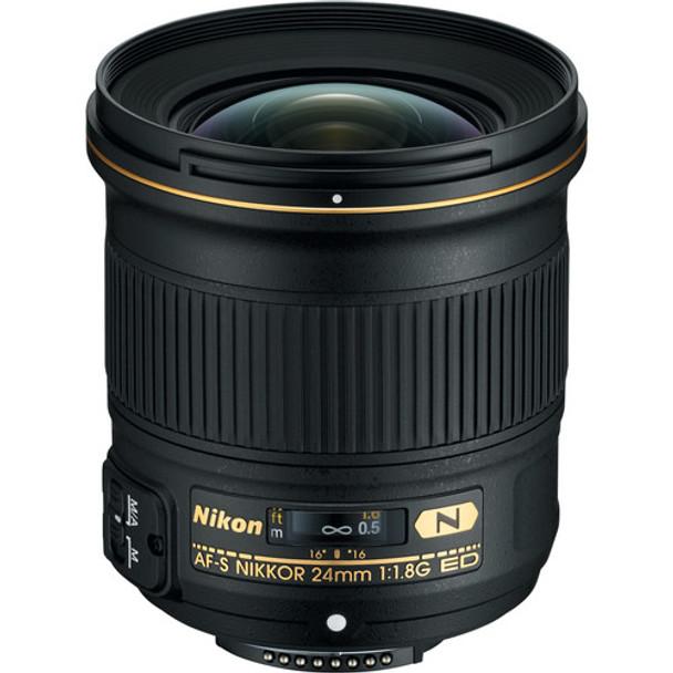 Nikon AF-S 24MM F1.8G ED
