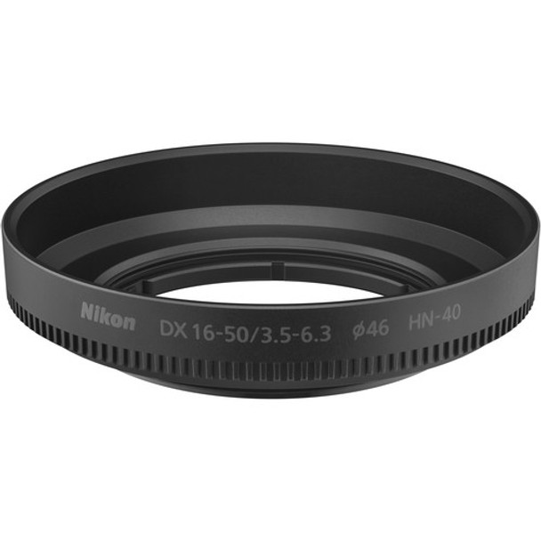 Nikon HN-40 Lens hood for 16-50mm Z