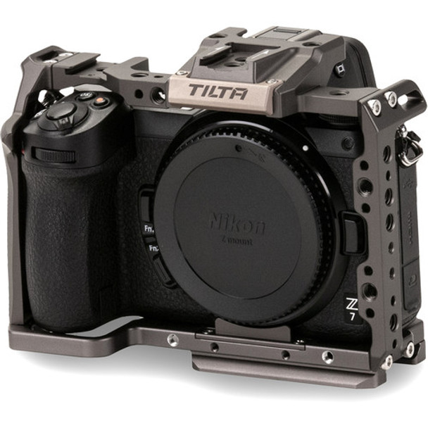 Tilta Full Camera Cage for Nikon Z6/Z7 Series - Black version