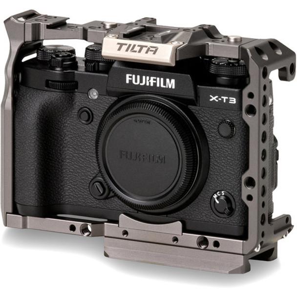 Tilta Full Camera Cage for Fuji  XT3- Black version