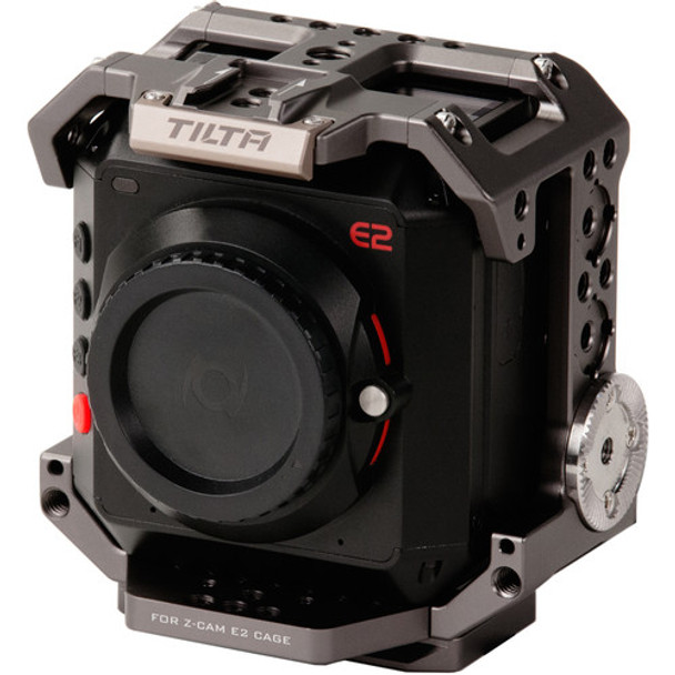 Tilta Full Camera Cage for Z CAM- Tilta Grey
