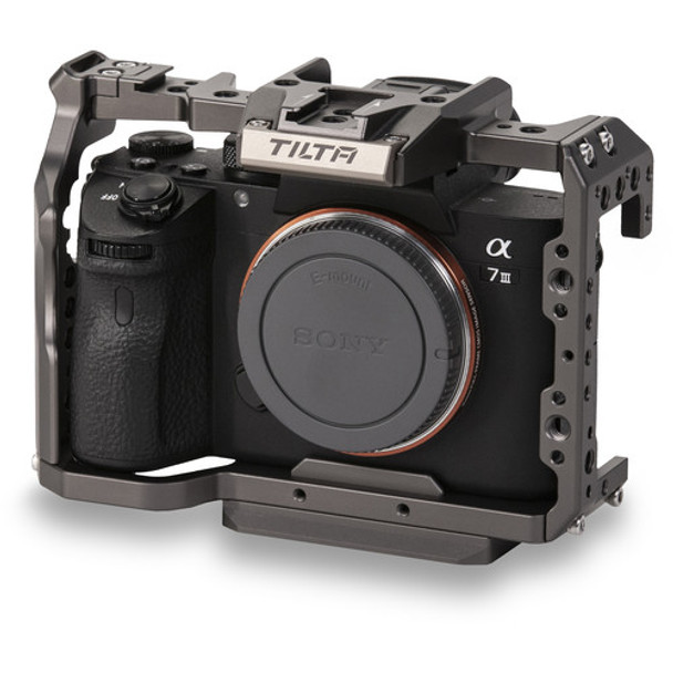 Tilta Full Camera Cage for Sony A7/A9 series - Black version