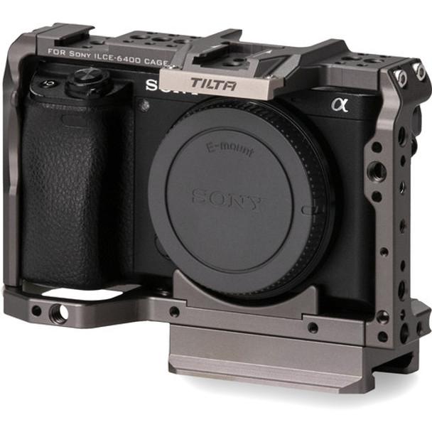 Tilta Full Camera Cage for Sony A6300-6400- Tilta Grey
