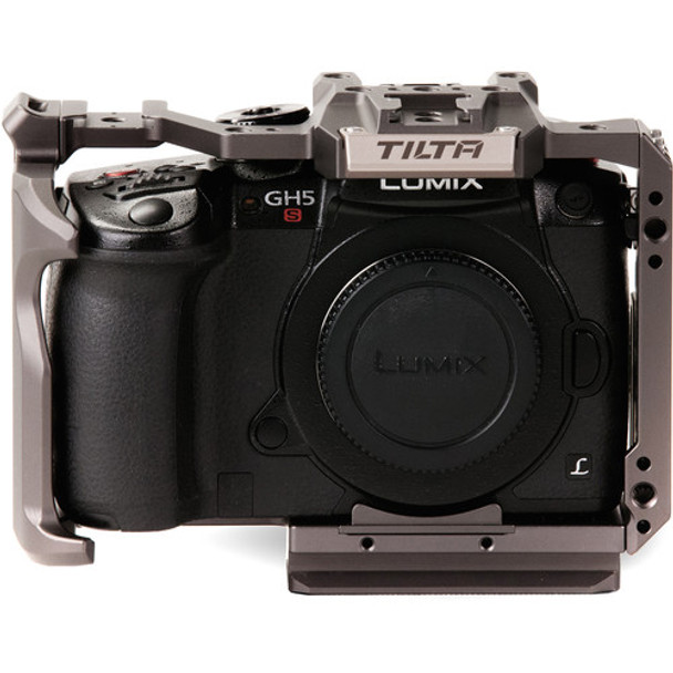 Tilta Full Camera Cage for  GH series - Tilta Grey