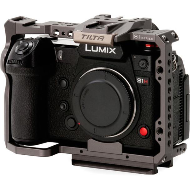 Tilta Full Camera Cage for Panasonic S series - Tilta Gray