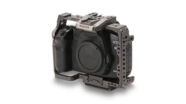 Tilta Full Camera Cage for Canon 5D/7D series - Black version