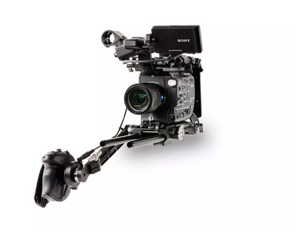 Tilta Camera Cage for Sony FS5 & FS5II without V-mount Plate