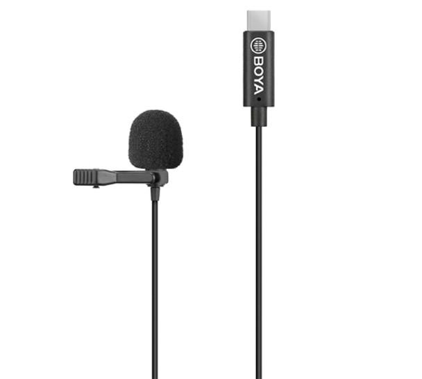Boya BY-M3 Digital Lavalier Microphone