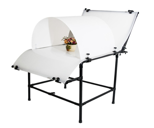 Photography Table 80x160cm with Hood