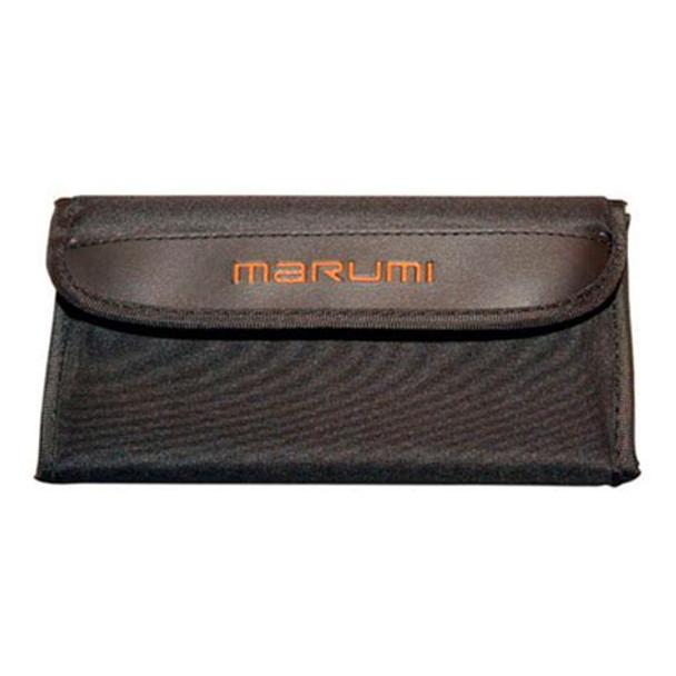 MARUMI FILTER CASE LARGE - 82MM 6PCS