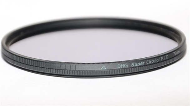 MARUMI DHG SUPER CIRCULAR PLD FILTER 58MM