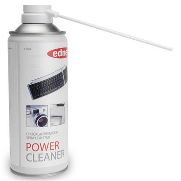 Ednet Power Cleaner High Pressure Sprayduster 400ml