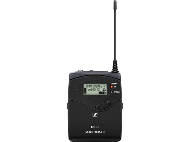 Sennheiser SK 100 G4 Wireless Bodypack Transmitter (B Band)
