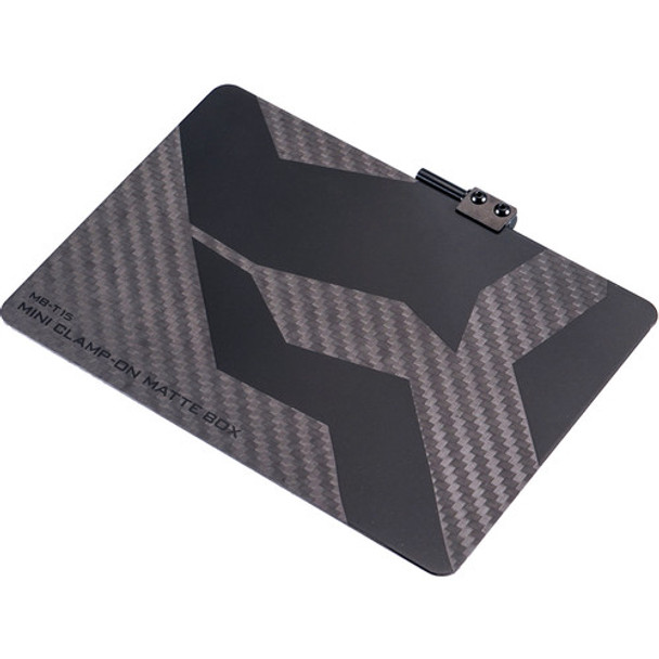 Tilta Carbon Fiber Top Flag for Mini Clamp-on Matte Box