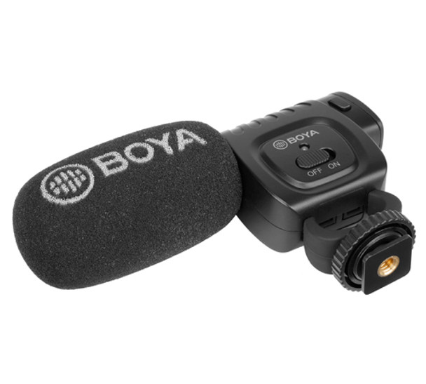 BOYA BY-BM3032 Directional On-Camera Microphone
