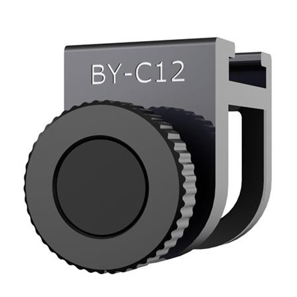 BOYA BY-C12 Cold shoe mount adapter for smartphone