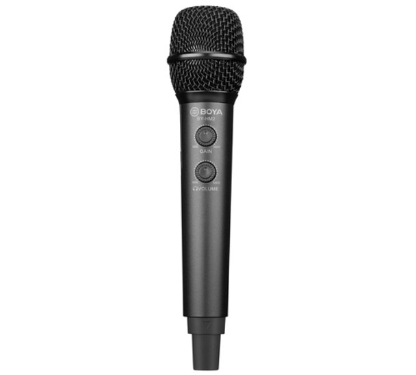 BOYA BY-HM2 Digital Handheld Microphone