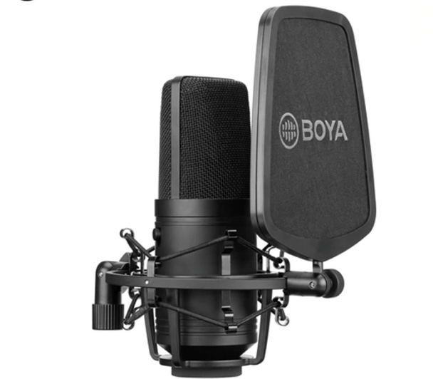 BOYA BY-M800 Cardioid Condenser Microphone