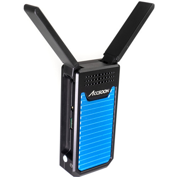 Accsoon CineEye Air 5 GHz Wireless Video Transmitter for up to 2 Mobile Devices