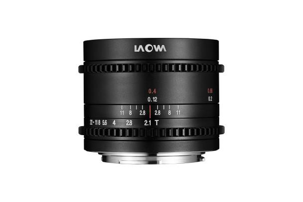 Laowa 7.5mm t/2.1 MFT Cine for MFT
