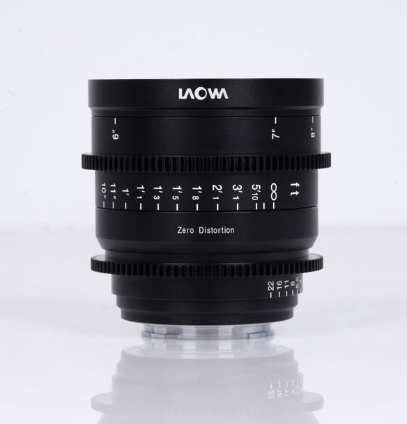 Laowa 15mm t/2.1 Zero-D Cine for Sony FE (Metres)