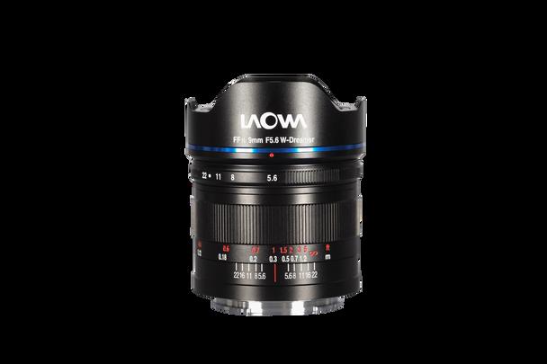 Laowa 9mm f/5.6 FF RL - Sony FE