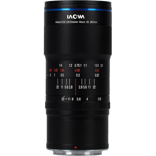 Laowa 100mm f/2.8 2X Ultra Macro APO Lens for Nikon Z