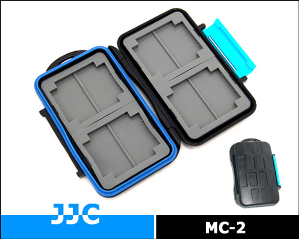 JJC MC-2 Memory Card Case
