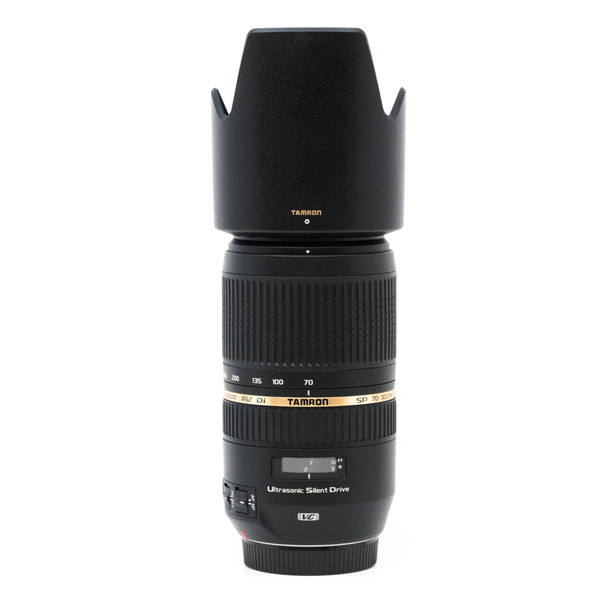 Tamron Zoom Telephoto AF 70-300mm f/4-5.6 Di LD Macro Autofocus Lens for Canon EOS