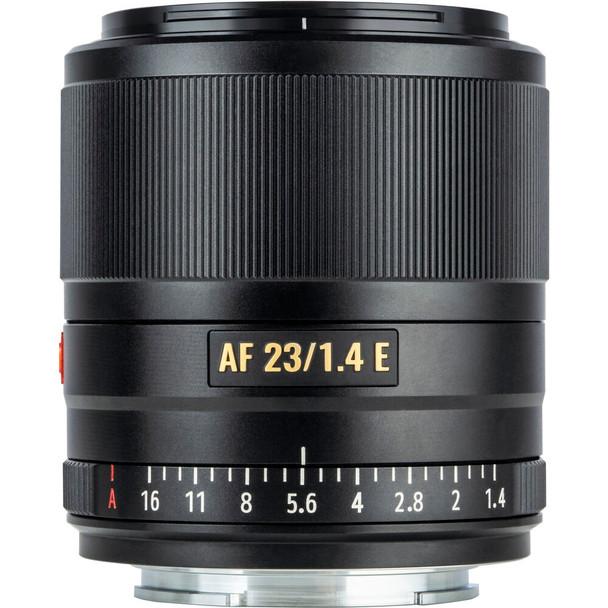 Viltrox 23mm f/1.4 AF APS-C STM Lens for Sony E Mount
