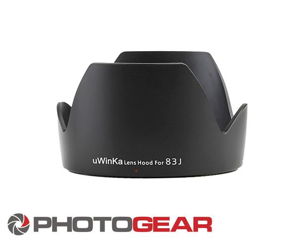 Lens hood EW-83J for Canon