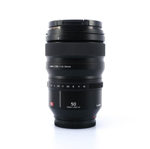 Ex-Demo Panasonic Lumix S PRO 50mm f/1.4 Lens