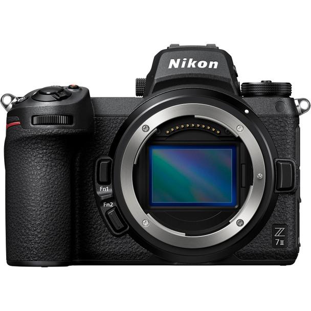 Nikon Z7 II Mirrorless Digital Camera (Body Only) + Bonus Nikon FTZ Mount Adapter