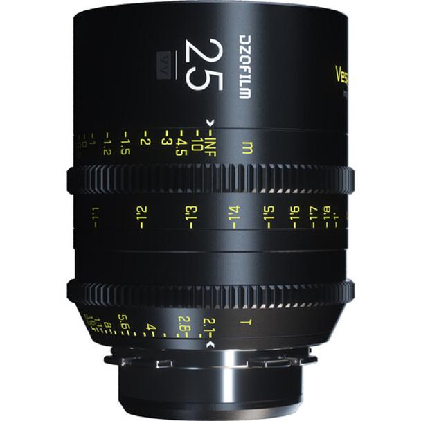 DZOFilm Vespid FF 25mm T2.1 PL mount Lens