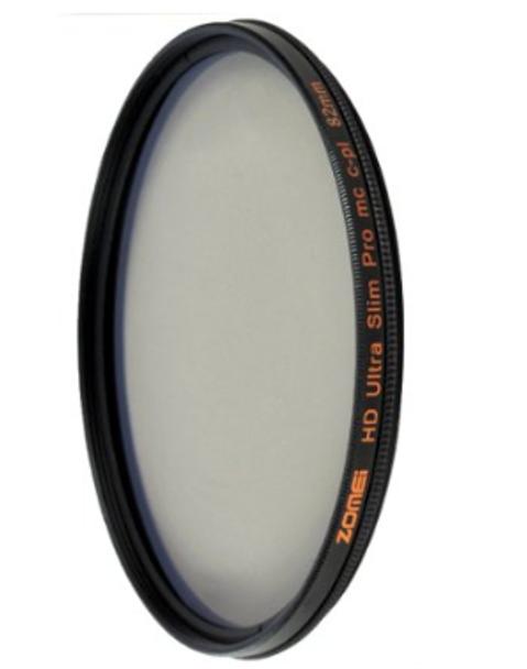 Zomei Ultra HD CPL Filter 82mm