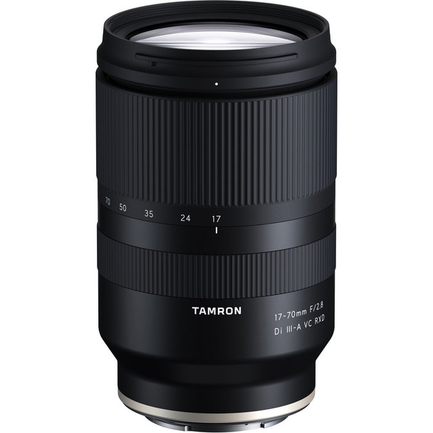 Tamron 17-70mm F2.8 Di III-A VC RXD Lens for Sony E (APS-C)