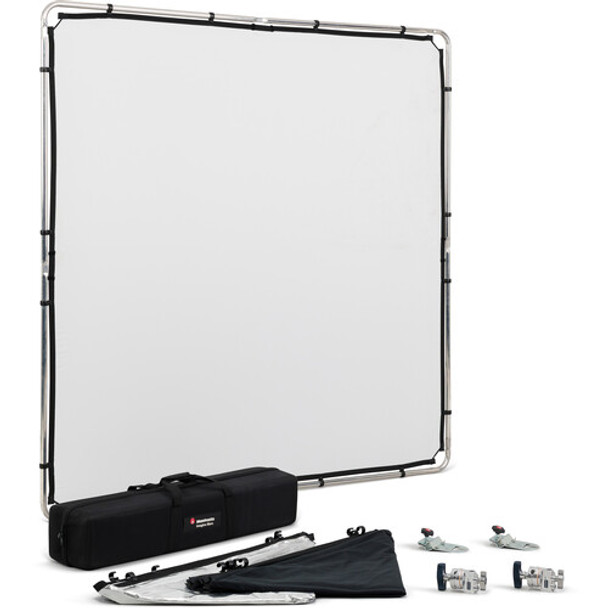 Manfrotto Medium Pro Scrim All-in-One Kit 2x2m Large