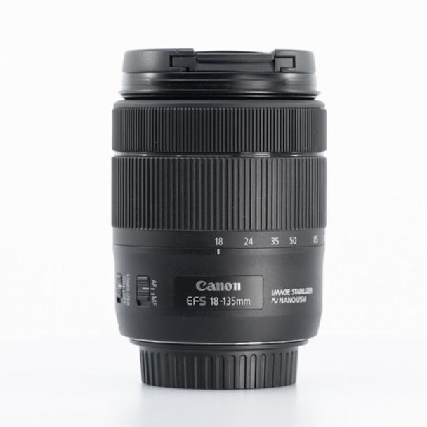 Pre-loved Canon 18-135mm f3.5-5.6 EF-S IS USM Lens