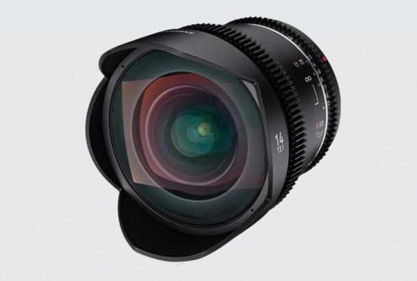 Samyang 14mm T3.1 VDSLR MK2 Lens for Canon EF Mount