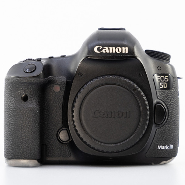 Pre-loved Canon 5D III DSLR Camera (Body Only)