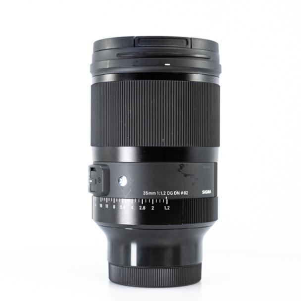 Pre-loved Sigma 35mm f1.2 DG DN Art Full Frame Autofocus Lens for Leica L-Mount
