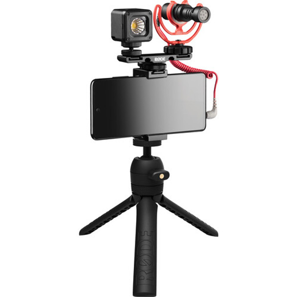 Rode Universal Vlogger Kit For Mobile Phones With 3.5mm Compatibility