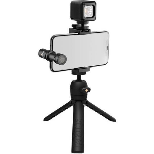 Rode Universal Vlogger Kit For Mobile Phones With USB-C Compatibility