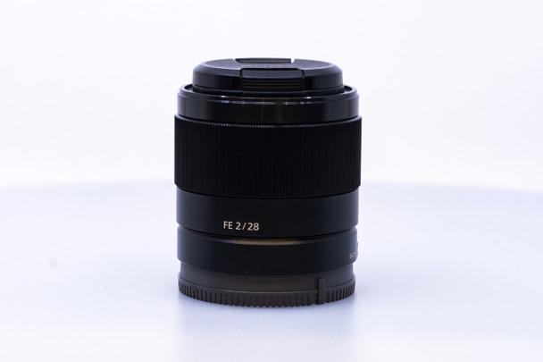 Pre-loved Sony FE 28mm f/2 Lens